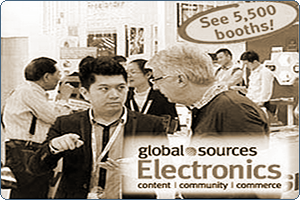 Ярмарка электроники China Sourcing Fair: Electronics & Components