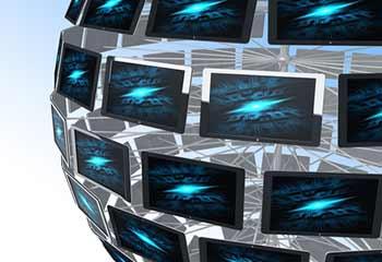 LED дисплеи – панели