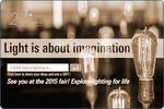 Выставка освещения GILE–2015: Lighting Expo