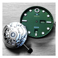 Старт предзаказа на новую модель Diver IV дайверских часов от Movas