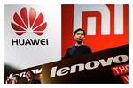 Китайские бренды телефонов в пятерке мировых лидеров