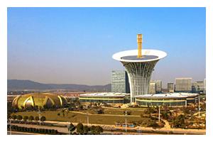 Открытие 11-й Международной выставки оптоэлектроники в Ухане