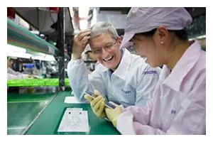 Смартфоны Apple теперь производятся в Чжэнчжоу